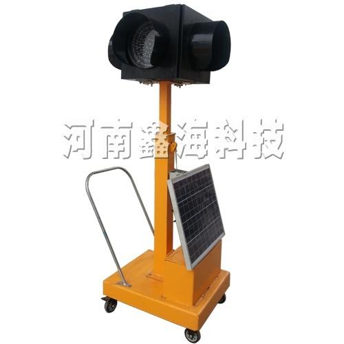 Ⅰ型推车式太阳能信号灯